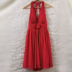 Aidan Red Marylin Monroe Style Dress